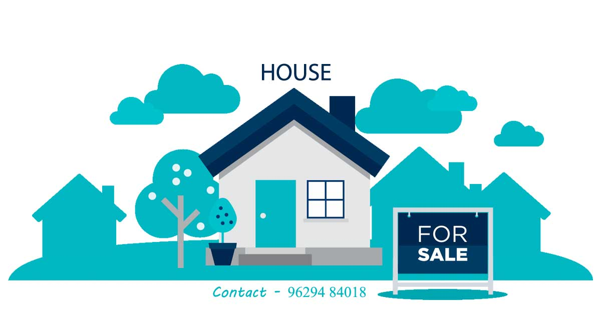 House for sale in Indira Nagar